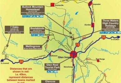 3 tourist map
